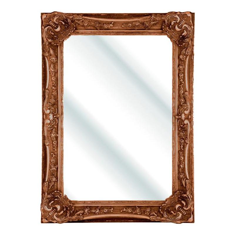 Bayswater Mirror 109cm x 79cm Burnished Gold - 16992/1