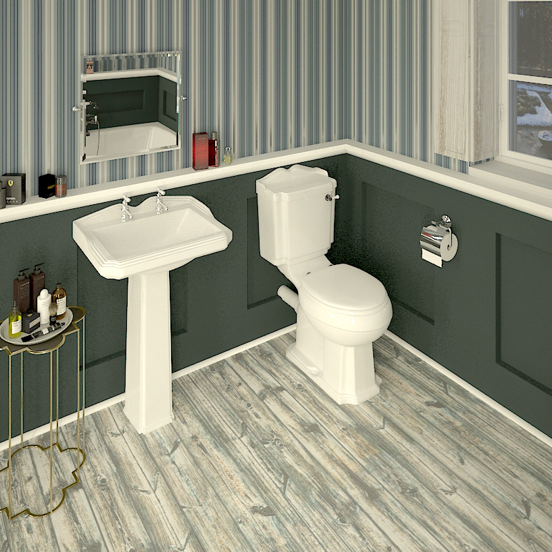 Legend 4 piece bathroom set buy online at bathroom city for Bathroom 4 piece set