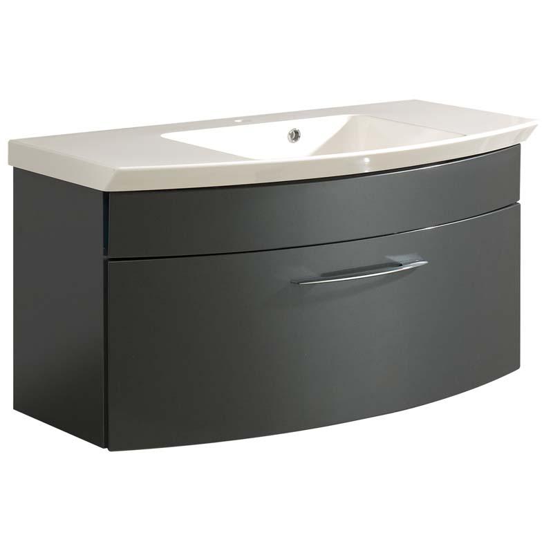 Pine Bathroom Vanity Unit: Cassca Bathroom Vanity Unit 1 Drawer Buy Online At