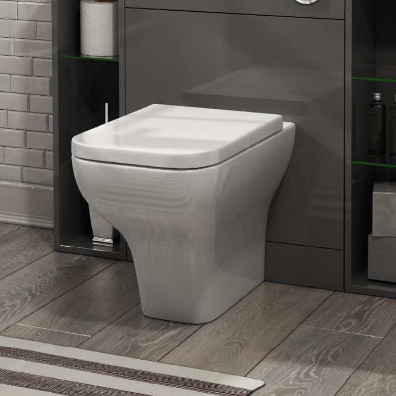 Patello Back To Wall 1000mm Combination Unit Grey Buy