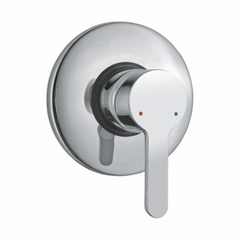 Fusion Single Lever Concealed Manual Shower Valve, 35mm Cartridge ...