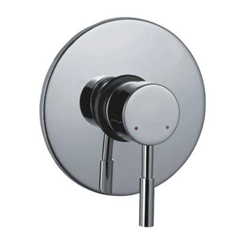 Solo Single Lever Concealed Manual Shower Valve, 40mm Cartridge, HP ...