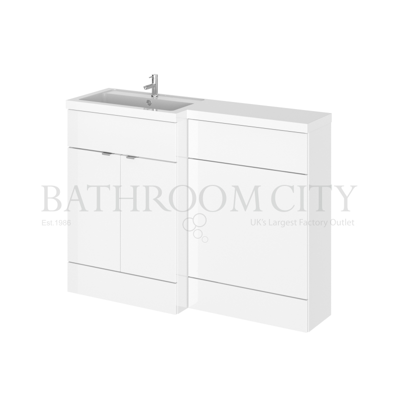 1200 bathroom combination vanity and toilet unit and basin colour options buy online at for Bathroom combination vanity units