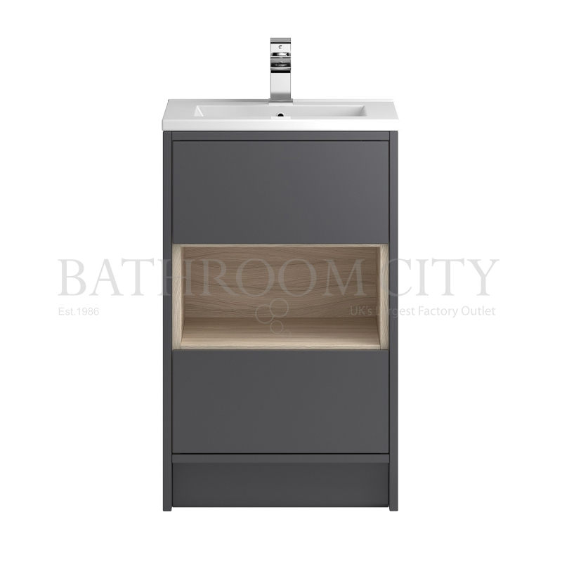 Buy Coast Free Standing 500 Cabinet With Storage Amp Basin