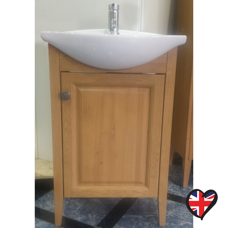 Old England 55 Vanity Unit And Basin Buy Online At