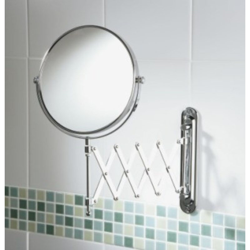 Rossi extendable double side bathroom mirror buy online at for Where can i buy bathroom mirrors