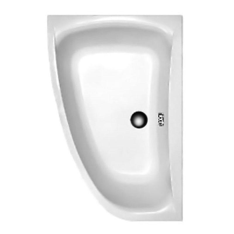 clia left hand offset corner bath panel amp screen corner shower baths