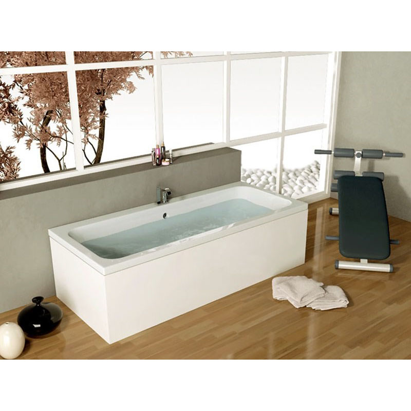 Vernwy 1700x800 Double Ended Bath Buy Online at Bathroom City