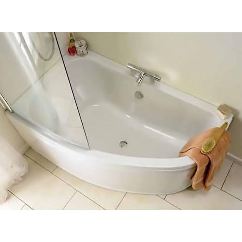 5 advantages of corner baths. Black Bedroom Furniture Sets. Home Design Ideas