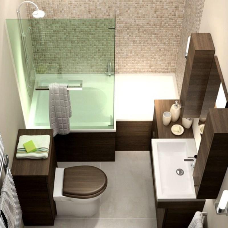 L Shaped Whirlpool Shower Bath (left Handed) Buy Online at Bathroom City