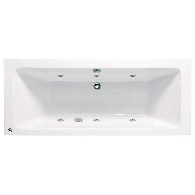 Turin Super Deep 1700 x 800 6 jets Whirlpool Bath Buy Online at ...