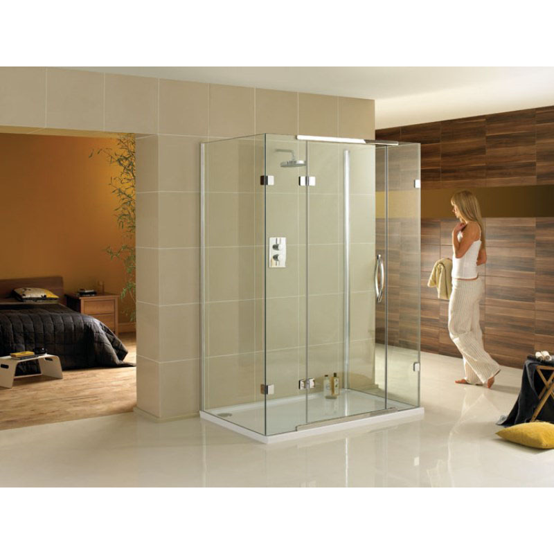 Inline 3 Sided Enclosure Buy Online At Bathroom City