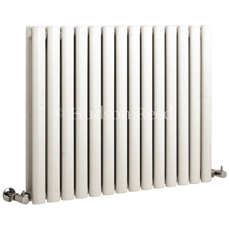 white revive double panel radiator buy online at bathroom city. Black Bedroom Furniture Sets. Home Design Ideas