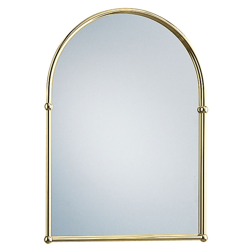 Arched Mirror Vintage Gold - 2998/1