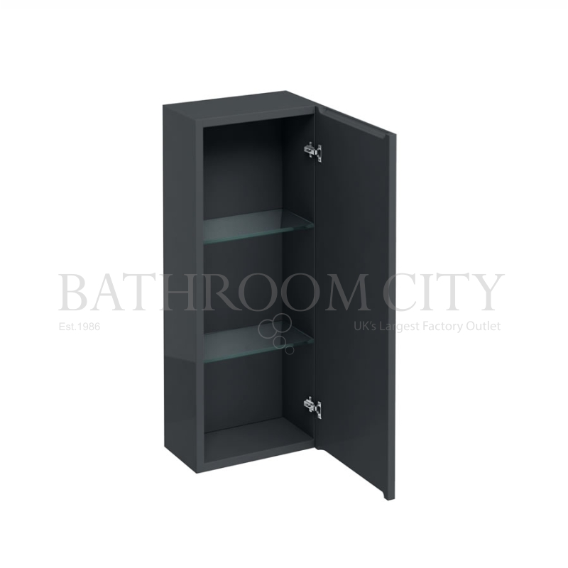 300mm Wall Cabinet At, Black Wall Cabinet For Bathroom
