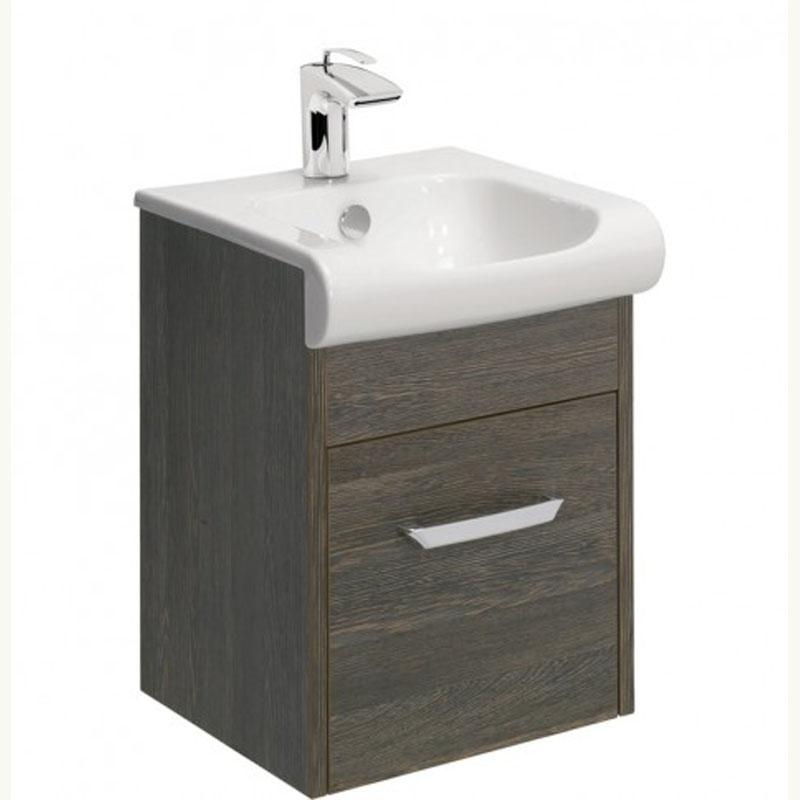 Essence Drawer Vanity Unit 400 And Basin Handle Options