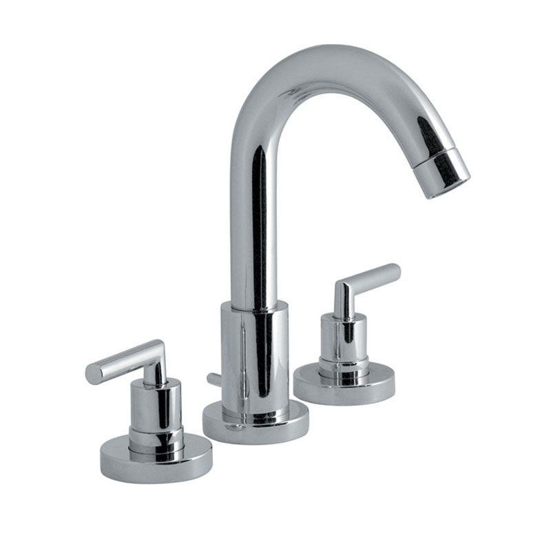Elements Air 3 Hole Basin Mixer With Lever Handles Buy Online at ...