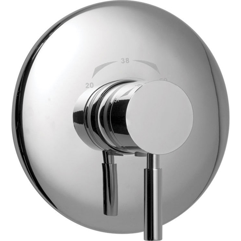 Origins Concealed Thermostatic Shower Valve With Diverter Wall ...