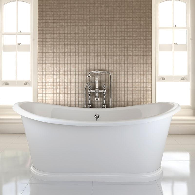 admiral boat freestanding bath buy online at bathroom city