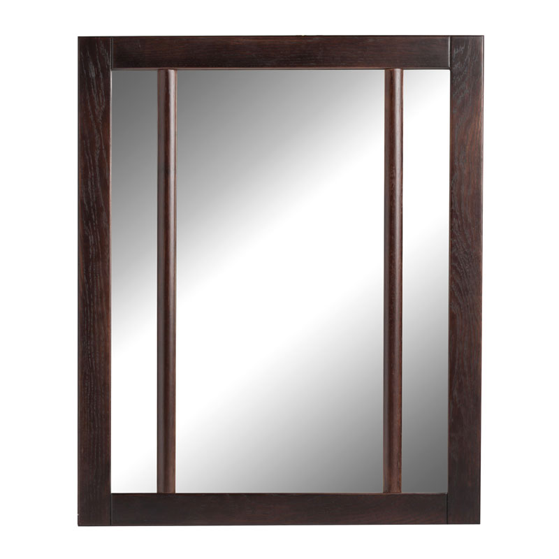 walnut bathroom mirror heritage mirror walnut bathroom city 15014