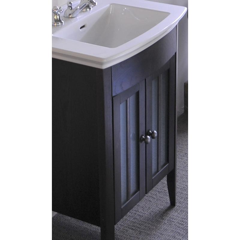 Heritage Bathroom Vanity: Heritage Vanity Unit And Blenheim Basin Walnut Buy Online