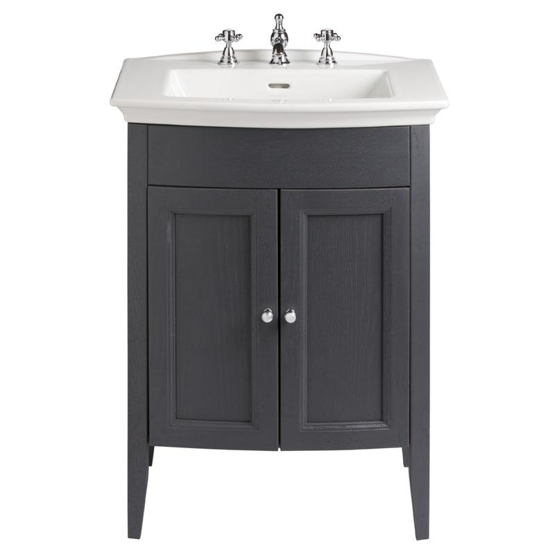 Kohler bathroom shower fixtures - Classic Vanity Unit Amp Blenheim Basin Graphite Buy Online