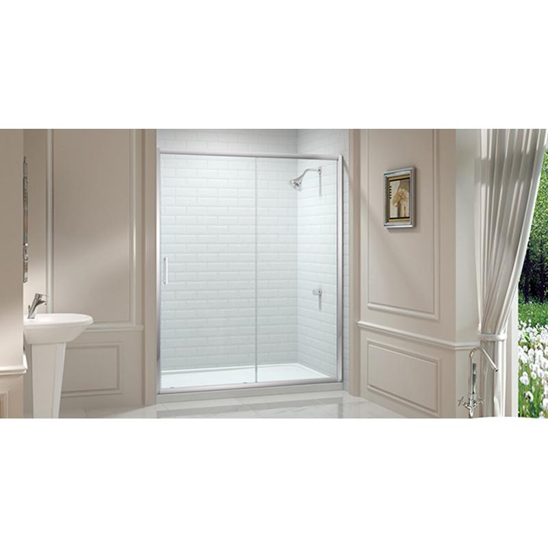 Merlyn 8 series 1700 sliding shower door enclosure buy for 1700 shower door