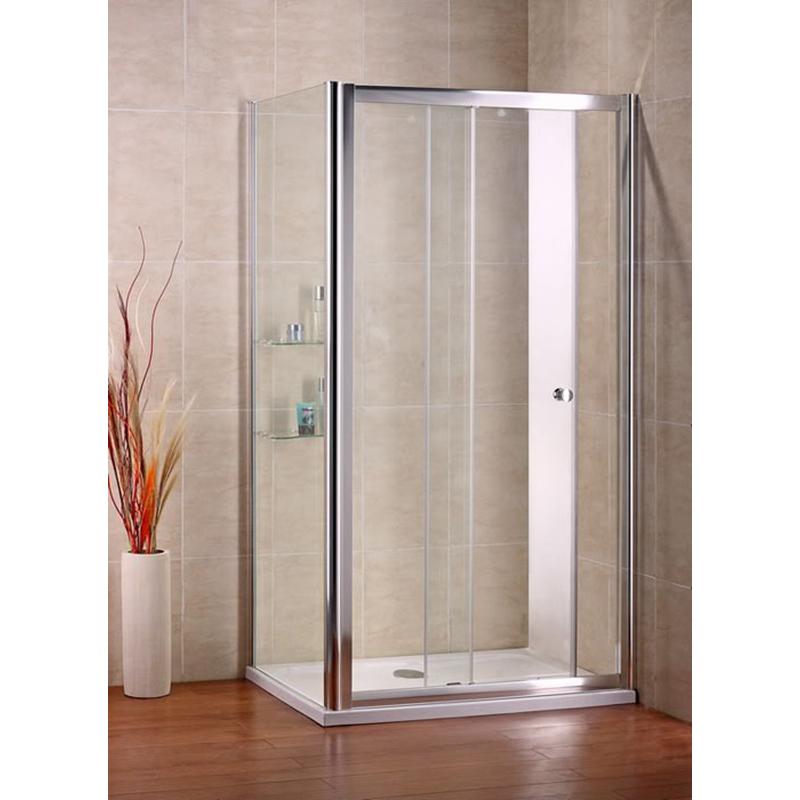 Bc 1200 Sliding Door Shower Enclosure Buy Online at Bathroom City