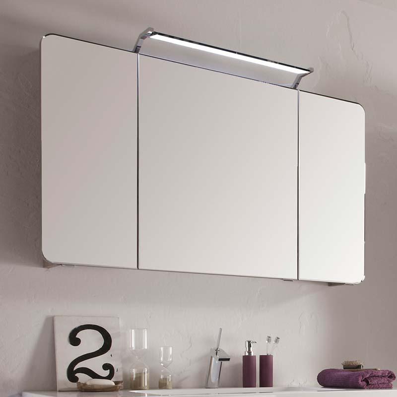 Balto Bathroom Mirror Cabinet 3 Doors