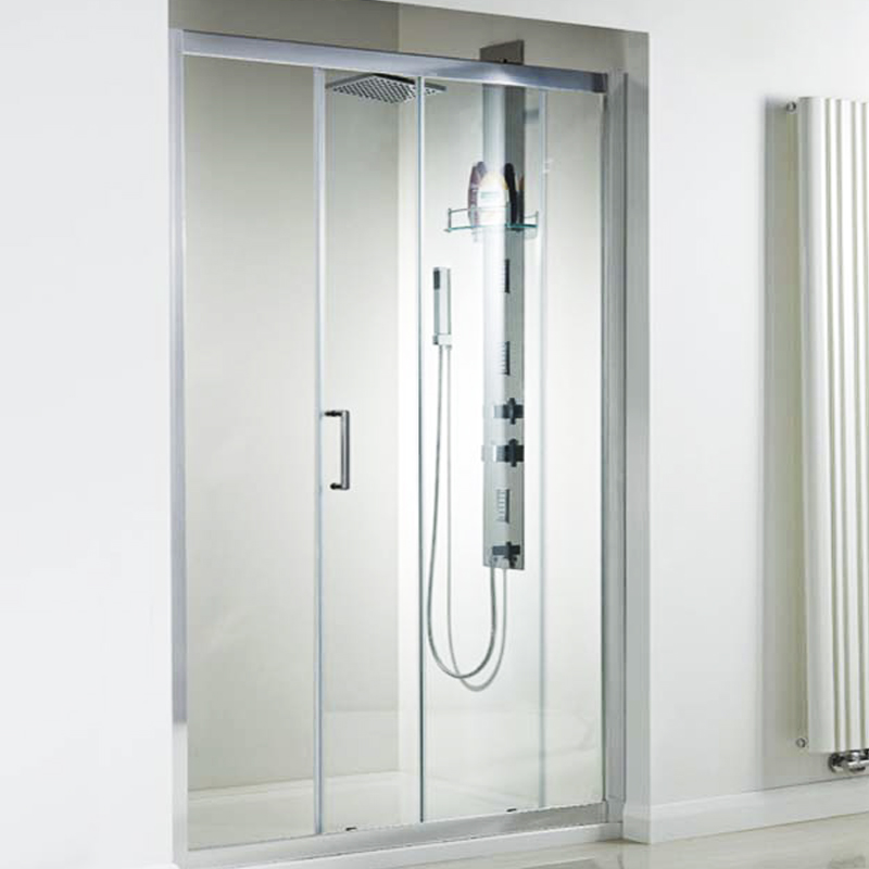 Spirit 8mm 1200 sliding door enclosure buy online at for 1200 shower door sliding
