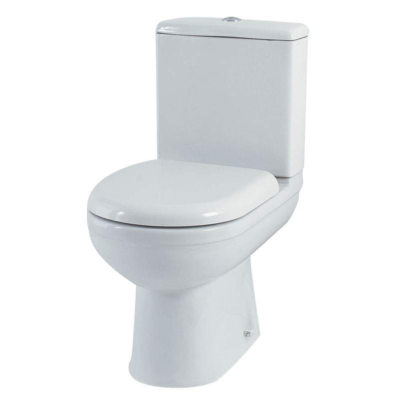 Emma Wc Pan And Cistern With Soft Close Seat Buy Online At