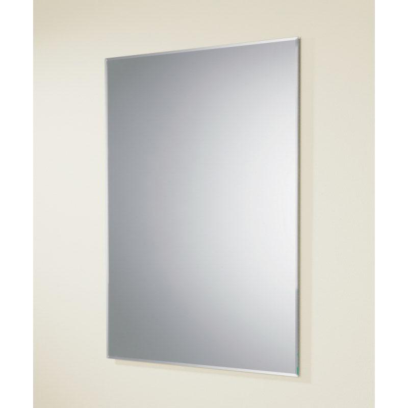 Joshua Plain Bathroom Mirror Buy Online At Bathroom City