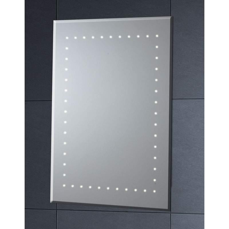 MI012 70x50 Mirror CW Shaver Socket