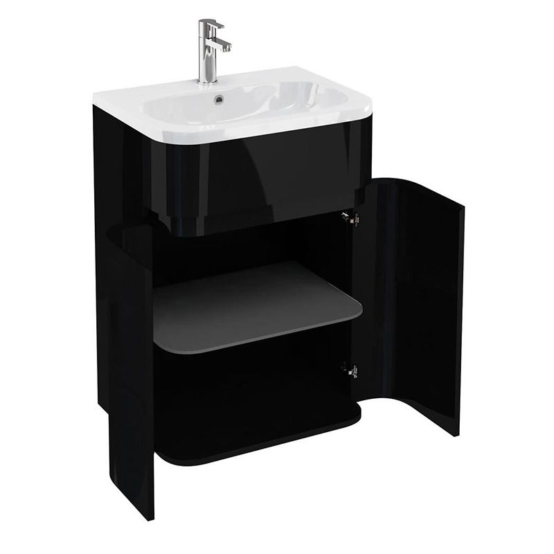 600 Gullwing Cabinet And Basin Buy Online At Bathroom City