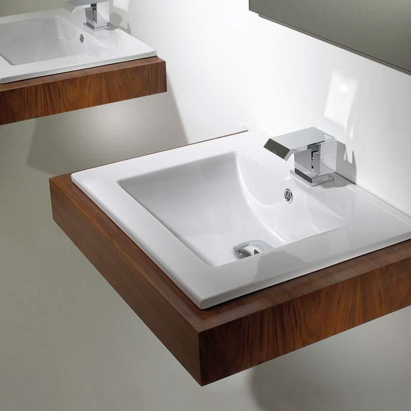 Vb021 Counter Top Basin 75X47 Buy Online At Bathroom City