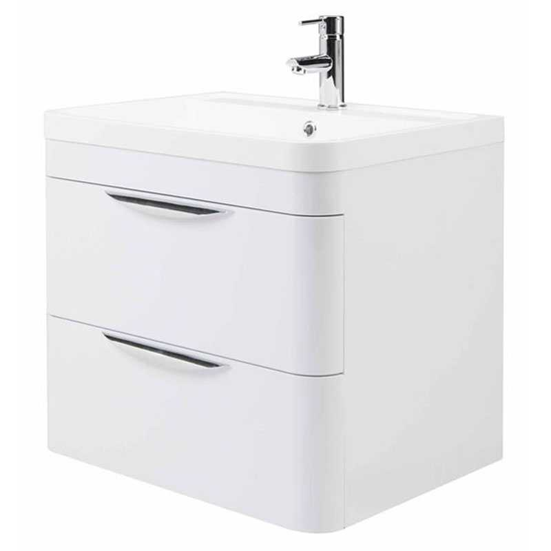 Parade 800 Wall Hung 2 Drawer Basin Cabinet Buy Online