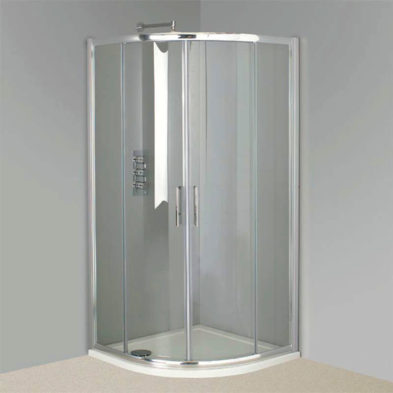 Form 6MM 1200 x 800 Quadrant Enclosure LH
