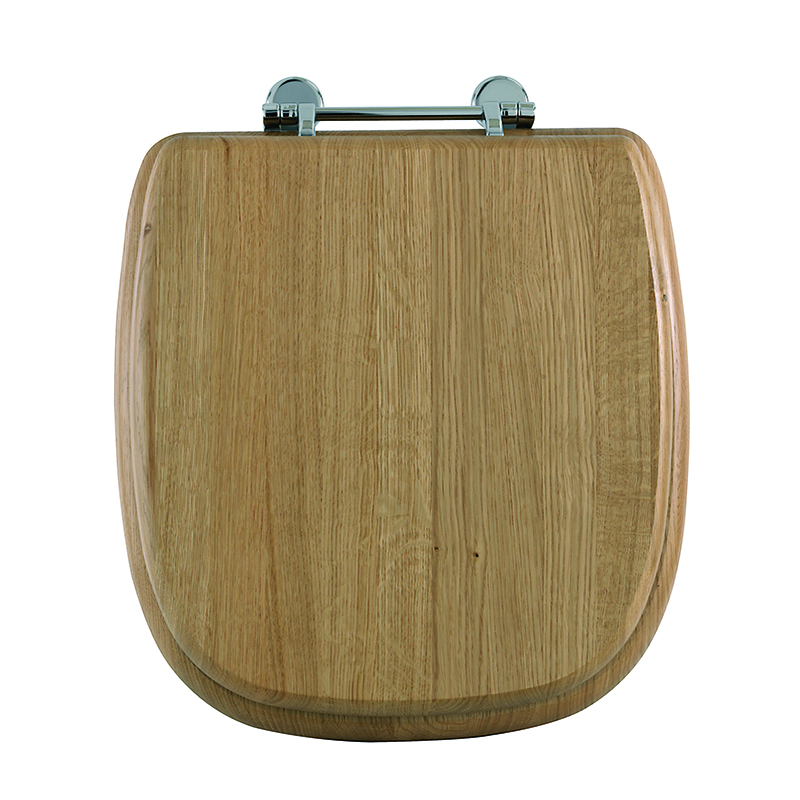 Radcliffe Toilet Seat With Soft Close Hinge And Lift