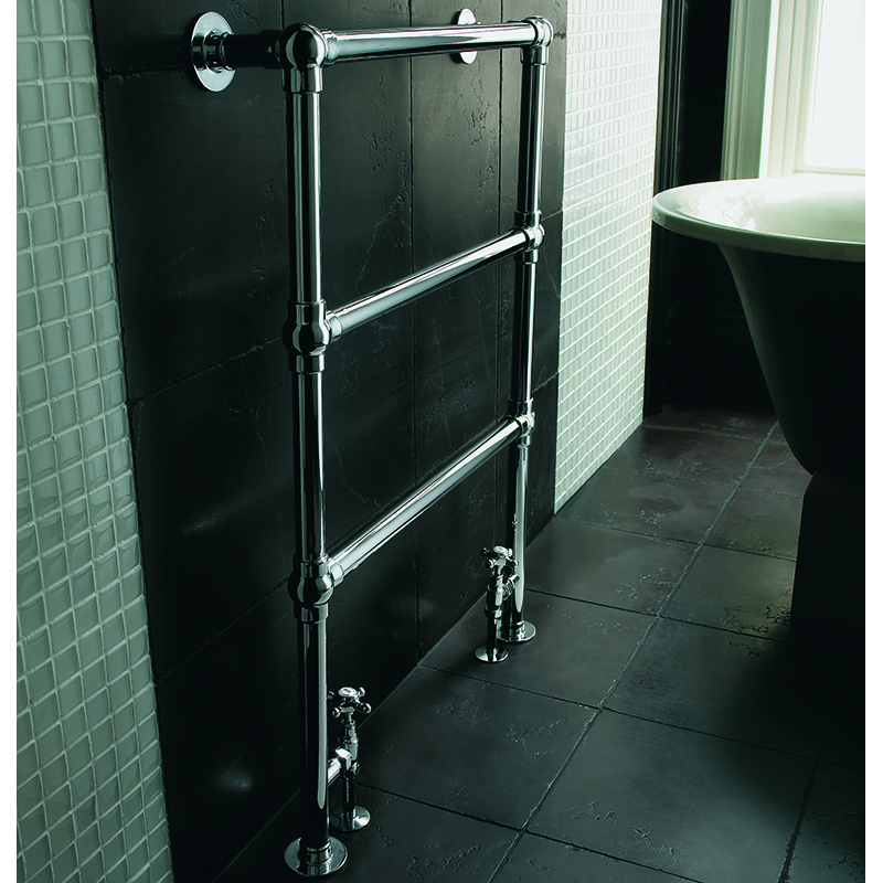Bathroom Floor Radiators : Lund floor radiator buy at bathroom city