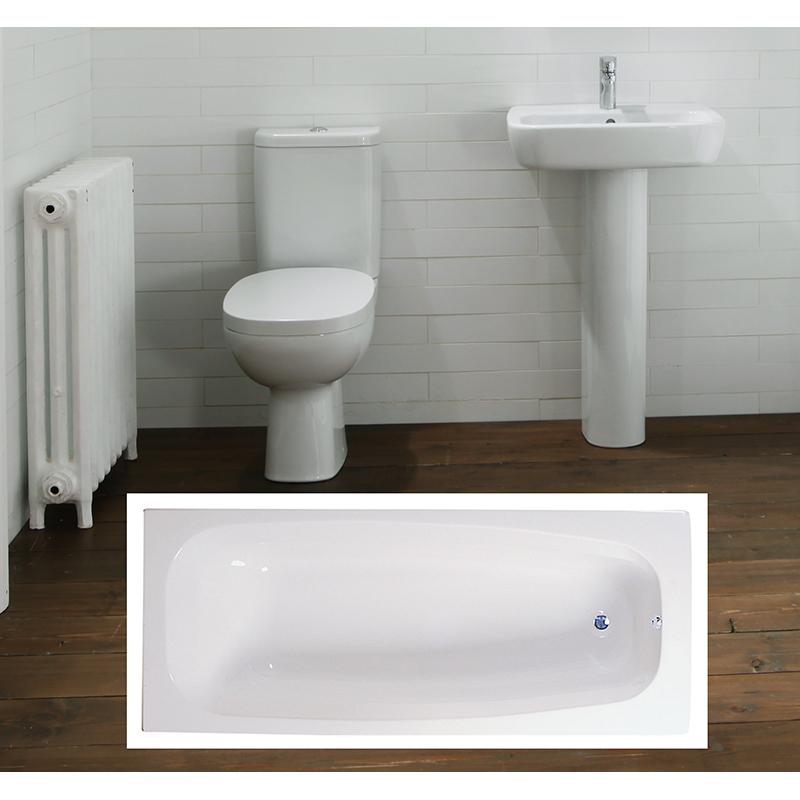 Petit² complete Bathroom Suite