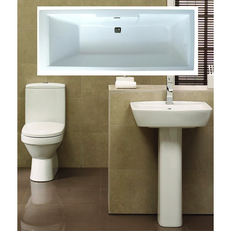 Olyvia complete Bathroom Suite