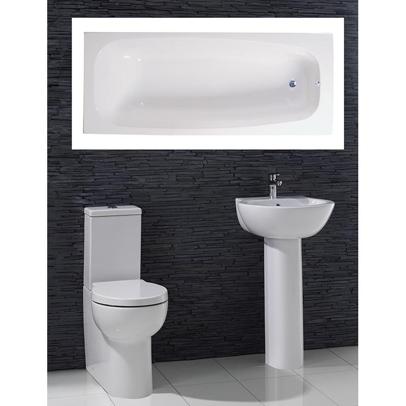 Garda Complete Bathroom Suite Buy Online At Bathroom City