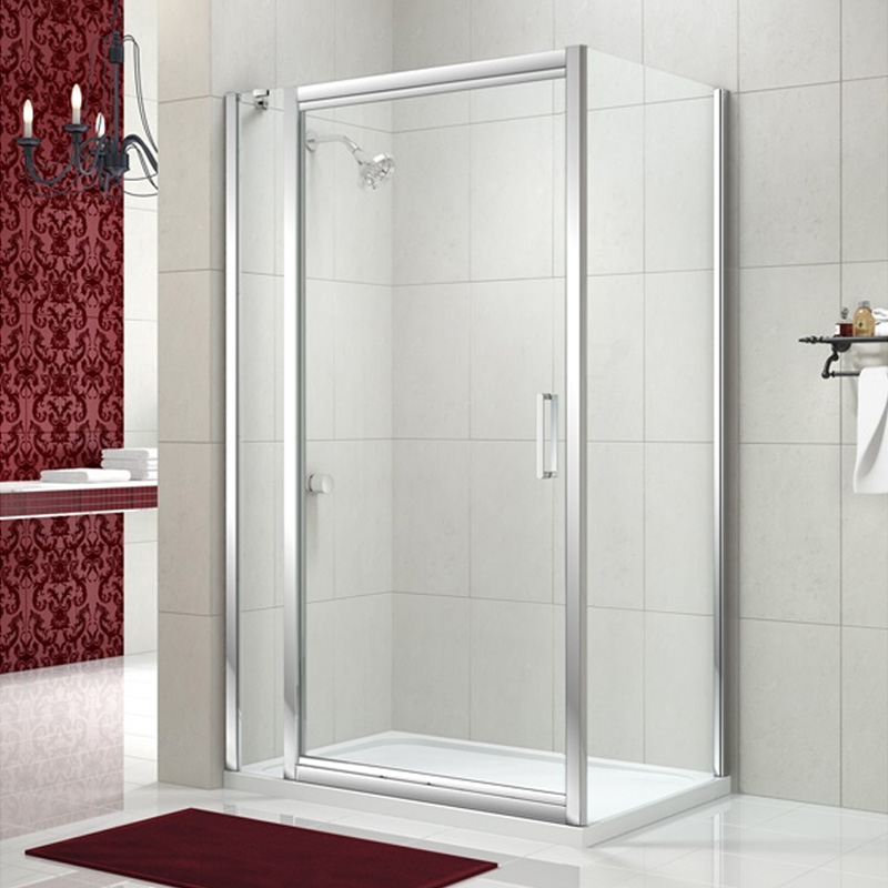 8 Series Infold Door Shower Cubicle Buy Online At Bathroom