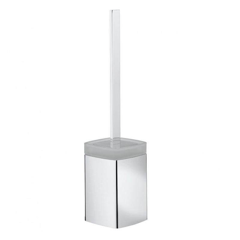 Wisp Toilet Brush holder Chrome