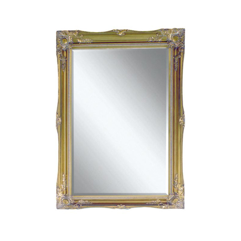 Balham Mirror 91cm x 66cm Antique Gold
