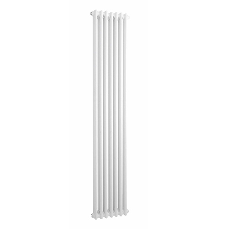WHITE REGENCY 2 COLUMN RADIATOR 1800 X 7 SECTIONS