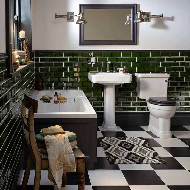 Wynwood Suite with  2 Taphole basin