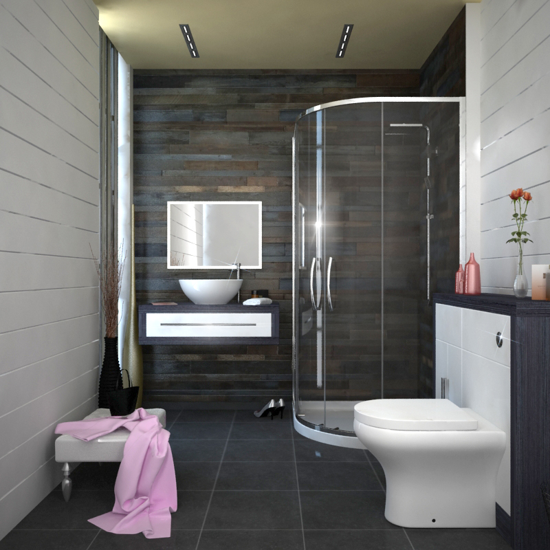 Geo 2 Hacienda Quadrant Shower Suite Buy Online At