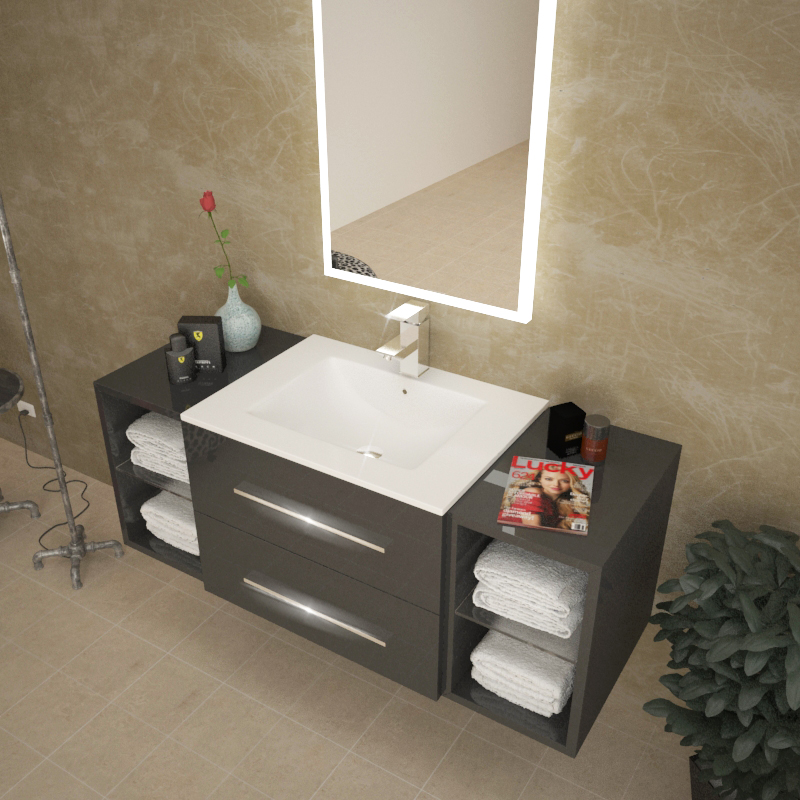 Bathroom Vanity Units & Sink Units UK At Bathroom City