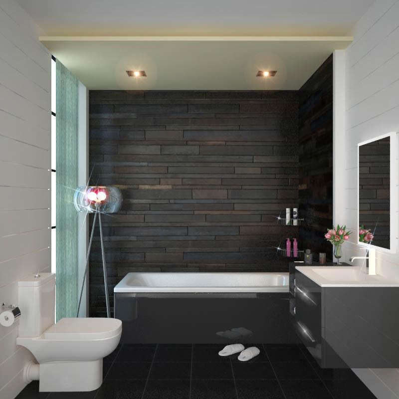 Sonix Grey 890 Bath Suite Buy Online at Bathroom City